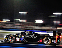 2107 Rolex 24 Hours at Daytona, DPI Class.