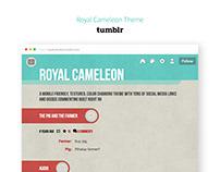 Royal Cameleon Theme