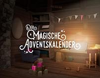 Telekom: Der magische Adventskalender