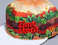 Zimtstern FW11/12 NewEra Cap «Greasy»