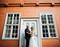 Weddingstyle reportage in Hannover, Germany