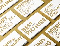 The Oscars / Card Redesign