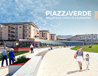 Piazza Verde | Exhibition Design Proposal