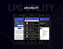 LPG Utility: Android app for LPG Services