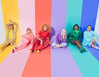 We Need Colours | Estudio Bingo | 2019