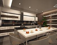 Design cuisine Zouaghi par FOXNAS