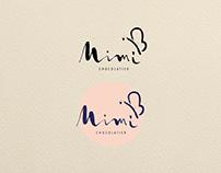Mimi Chocolatier: Logo Design [first stage]