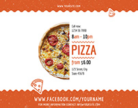 Tasty Pizza | Modern and Creative Templates Suite