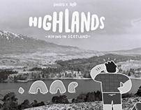 Highlands - journal de voyage