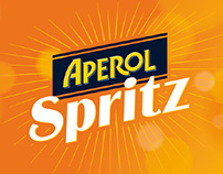 Aperol Spritz | The Official Colour of Joy