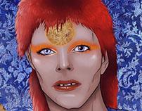 SAINT IGGY A David Bowie Tribute