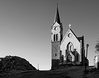 Namibia in black-and-white: Luderitz