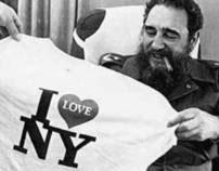 2007 Fidel Castro T-Shirts
