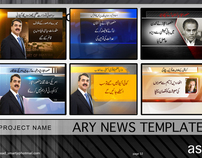 ARY NEWS TEMPLATE LAYOUT