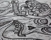Doodle MosterPark - Wilmai