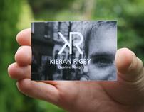 Kieran Rigby / Personal Branding