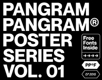 PP®F Poster Series Vol. 01