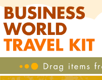 The Business World Travel Kit