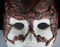 HOBBY / Venetian masks