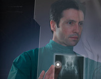 Interactive hologram