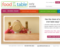 UX/UI: Food on the Table