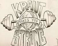 Kraut makes you strong!