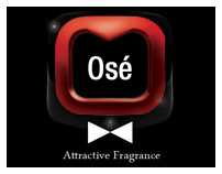 Ose Fragance Website & Branding