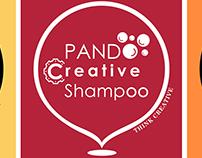 Pando Creative Shampoo - Logo Design