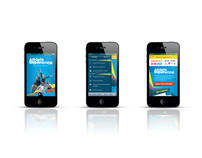Youth Sports Trust: mobile and internal page designs