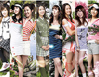 S.M. entertainment snsd proyect