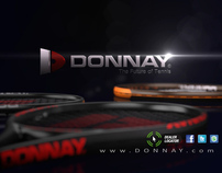 Donnay Racquets