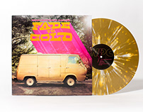 """When Particles Collide """"Fade to Gold"""" Vinyl EP"""