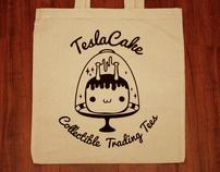 TeslaCake Tote Bags