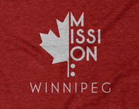 Mission: Winnipeg Tee