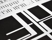 Typography: OffsetDim