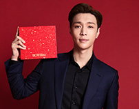 Biotherm 2019 CNY social campaign