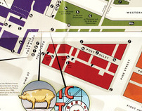 Pike Place Market pocket map