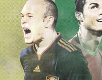 EURO 2012 football match