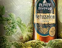 Beer  - Olivuv brewery