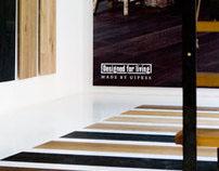 Uipkes Houten Vloeren Showroom clip