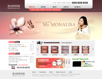 Mona risa Dental design