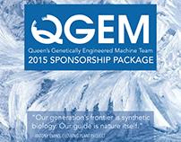 QGEM Sponsorship Package