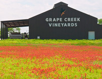 Grape Creek Vineyards - Cellar Tour Video