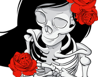 Skeleton Woman