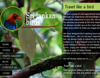Sri Lankan Birds- Website