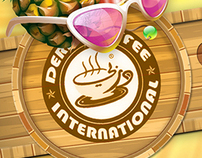 Poster - Derby Coffe