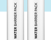 Water barrier pack