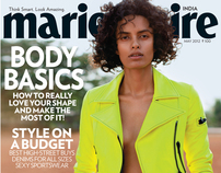 Half Time- Marie Claire India May 2012
