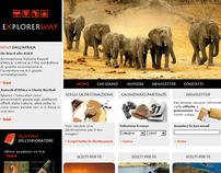Sito web - Explorerway