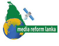 Media Reform Lanka - Logo Design
